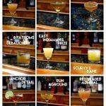 Explorations in Rum, Sample 1