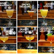 Explorations in Rum, Sample 2