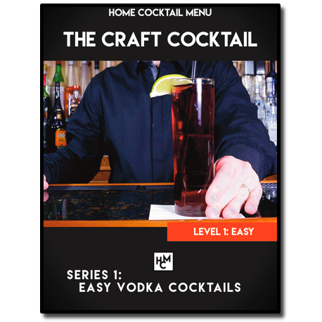 Easy Vodka Cocktails - Series 1